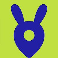 兔大师社交旅游 logo
